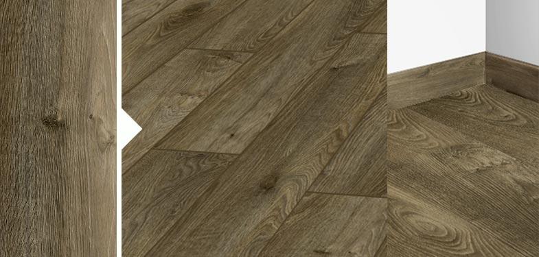 Parchet laminat Kronopol Stejar Vigo – 8 mm