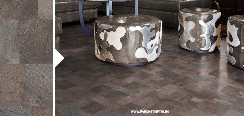 Parchet laminat Kronotex Block wood – 8 mm