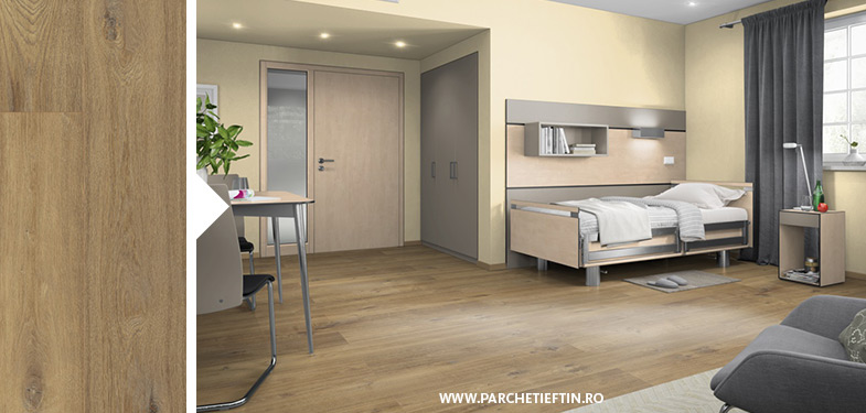 Parchet laminat 10mm Egger Stejar Natural Bennett