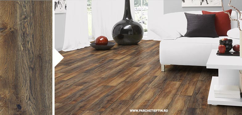 Parchet laminat Kronotex Stejar Harbour – 12 mm