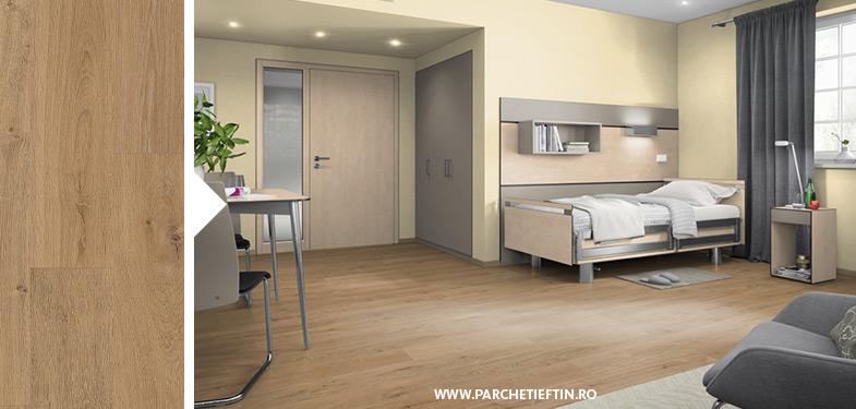 Parchet laminat 10mm Egger Stejar Natural Clermont