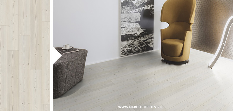 Parchet laminat 8mm Kaindl Molid Whitewashed