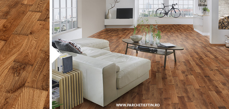Parchet laminat Krono Original CASTELLO BY 8 mm